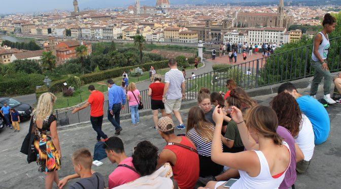 Klassenfahrt in die Toskana: Erlebnisbericht