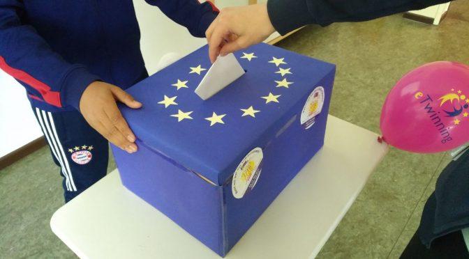 Europawahl in der THS